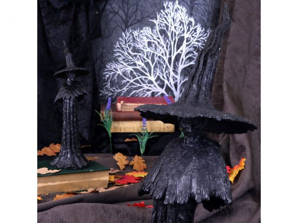 Talyse Witch Ornament Figure Home Decor Witch Occult Spiritual Nemesis Now Forest