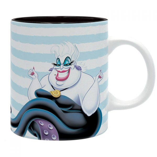 Disney Villains Ursula Mug The Little Mermaid Ariel