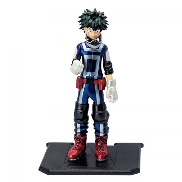 My Hero Academia Figurine Deku Izuku Midoriya Metal Foil Paint Exclusive Collector Anime Manga One For All Official Merchandise Alternative