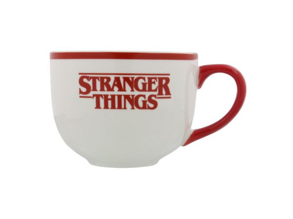 Official Stranger Things Hidden Feature Mug Demogorgon Hawkins Mind Flayer Netflix Pyramid International Drinkware Kitchenware Home Decor
