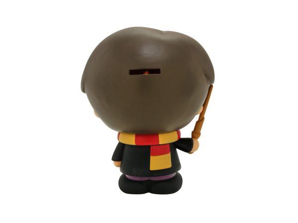 Harry Potter Chibi Bust Coin Bank Hogwarts Griffindor Wizard Money Box Novelty