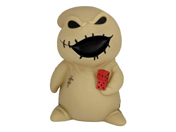 Oogie Boogie Bust Coin Bank Nightmare Before Christmas Money Box Novelty