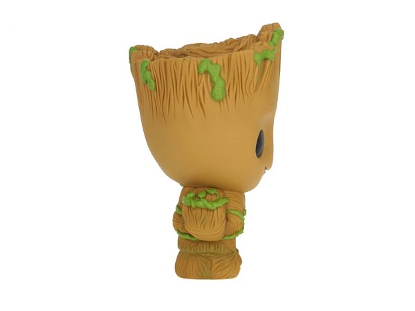Baby Groot Bust Coin Bank Marvel Guardians Of The Galaxy Money Box Novelty