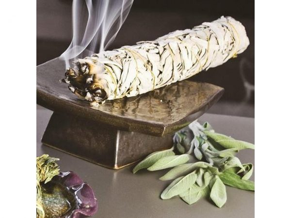 White Sage Smudge Sticks Small Medium Incense Positive Vibes Spiritual Aroma Therapy Fragrance