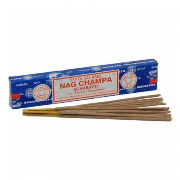 Satya Nag Champa Boxed Incense Sticks Cleansing Aromatherapy Fragrance Aroma