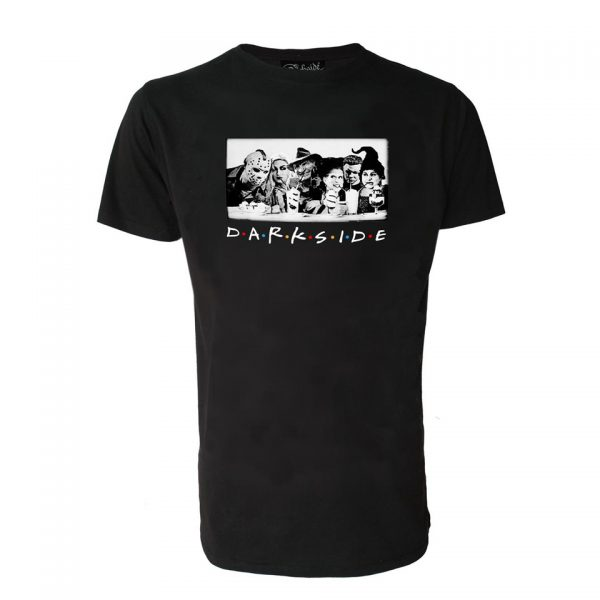 Horror Friends T-Shirt Darkside Clothing Alternative Fashion Jason Voorhees Freddy Krueger Michael Myers Sanderson Sisters Hocus Pocus