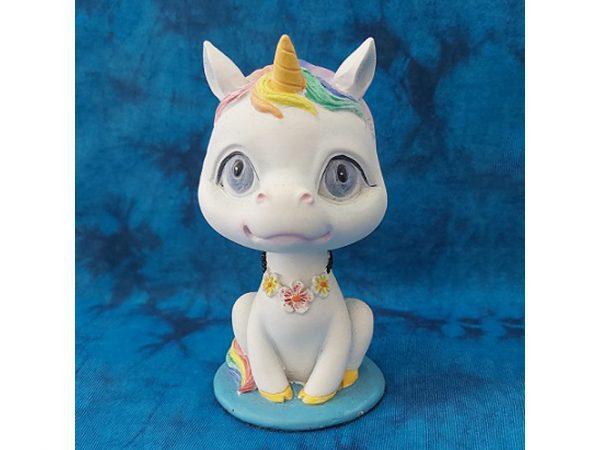 Bobicorn Unicorn Bobble Head Fantasy Nemesis Now