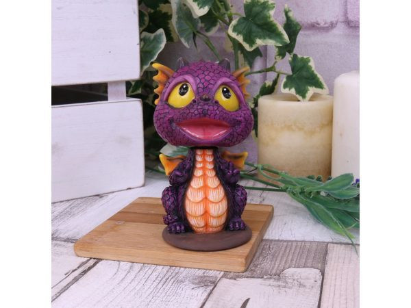 Bobagon Dragon Bobble Head Fantasy Nemesis Now