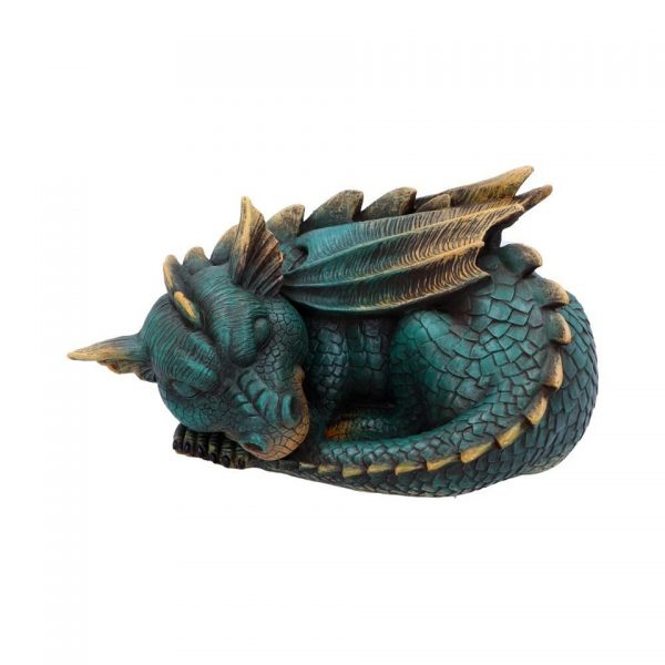 Dozing Dragon Nemesis Now Sleeping Dream Fantasy Mythical Creature Figure Statue