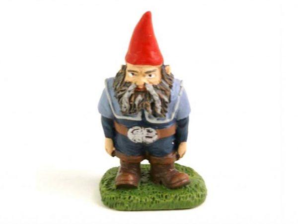 Nick The Fairy Garden Gnome Miniature Fiddlehead Fairies