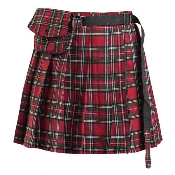 pouch skirt